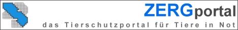 ZERGportal.de - Das soziale Tierschutznetzwerk für Tiere in Not