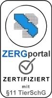 ZERGportal Prüfsiegel